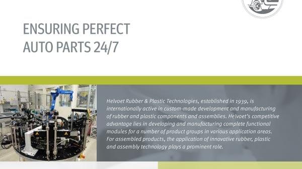 cover case study perfect auto parts