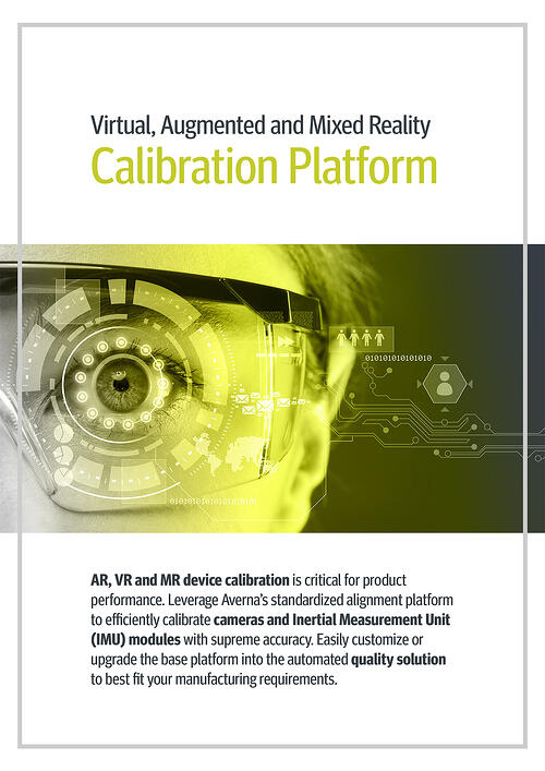 cover brochure AR/VR