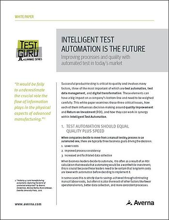 cover-wp-intelligent test automation is the future